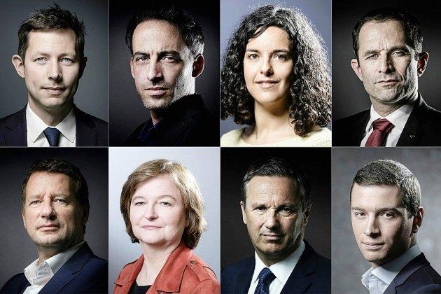 Européennes: un record de 33 listes témoin de l'éclatement de l'échiquier politique