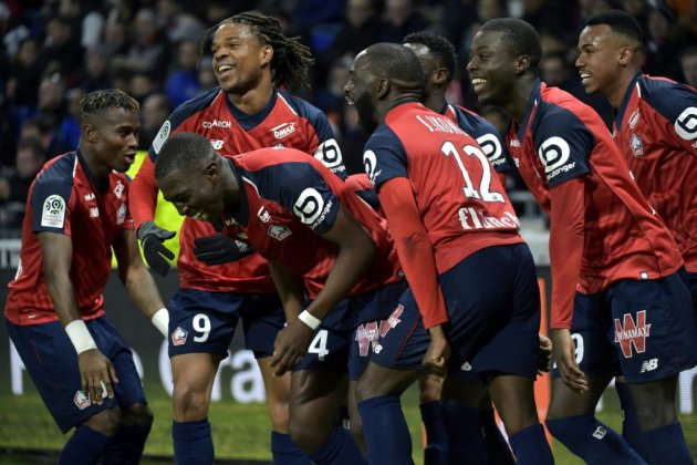 L1: Lille remet Lyon à sa place