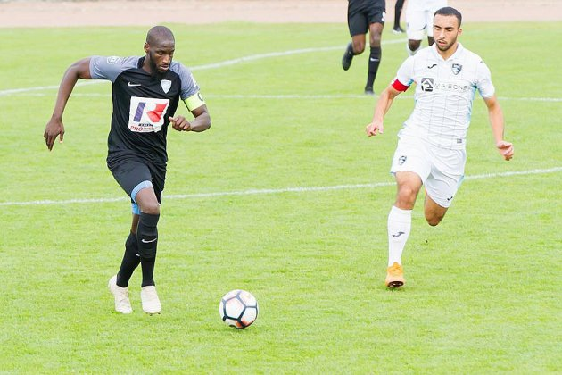 Football : le CMS Oissel cueilli à froid par Furiani