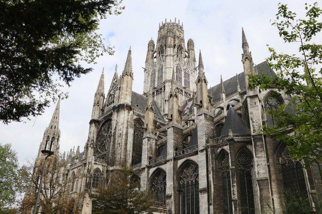 Abbatiale Saint-Ouen: nouvelle priorité patrimoniale de la Ville de Rouen