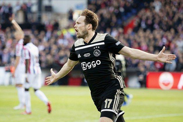 Ajax: Blind, la gloire de son père