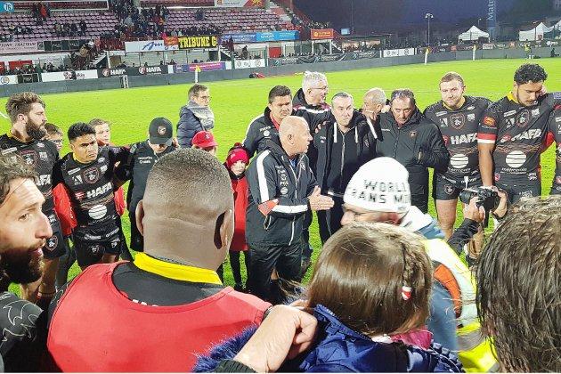 Rugby: Rouen est déjà concentré sur son véritable objectif