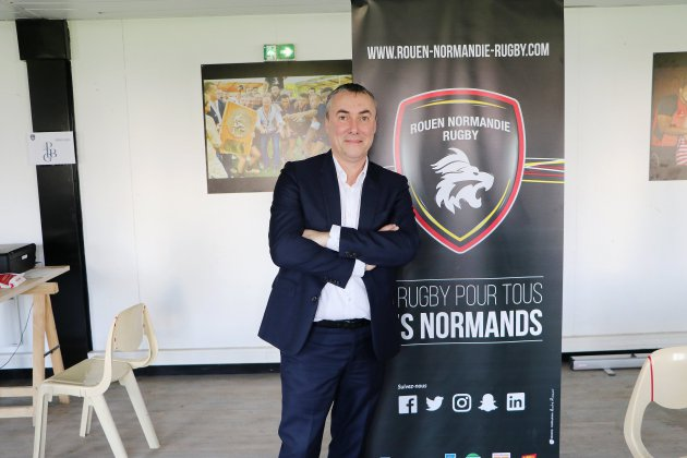 Municipales à Rouen: Jean-Louis Louvel fait un pas de plus [entretien]