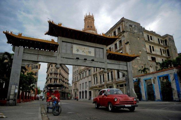 A La Havane, le quartier chinois rêve d'un nouvel essor