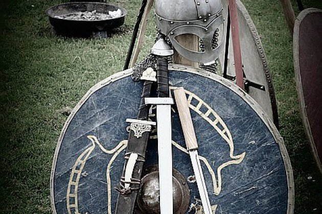 Baladez-vous dans un village viking & normand à Pirou