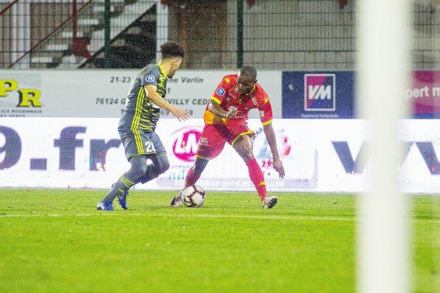Football : Quevilly Rouen Métropole fait son dernier déplacement à Drancy