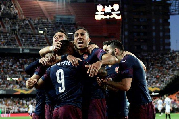 C3: Arsenal et Aubameyang écrasent Valence 4-2 pour filer en finale