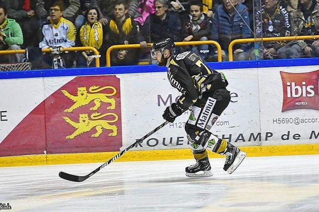 Hockey: Anthony Guttig prolonge, Bastien Maïa arrive à Rouen