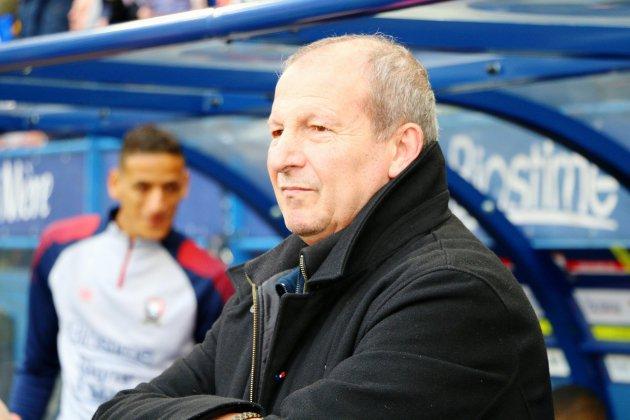 Football (Ligue 1): Rolland Courbis se lâche avant Caen-Reims!