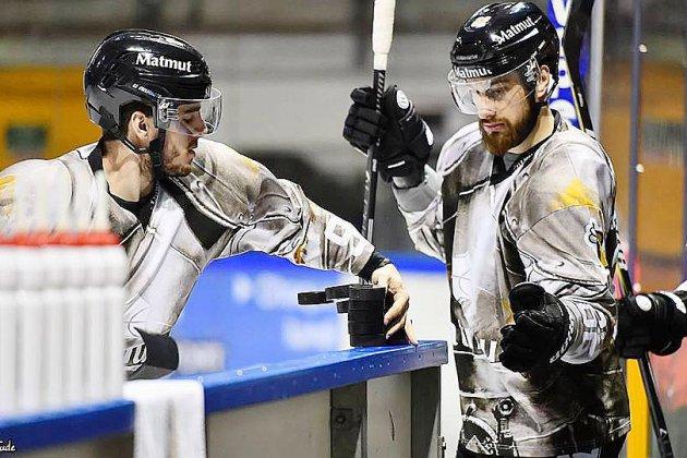 Hockey sur glace : quatre Dragons de Rouen aux championnats du monde