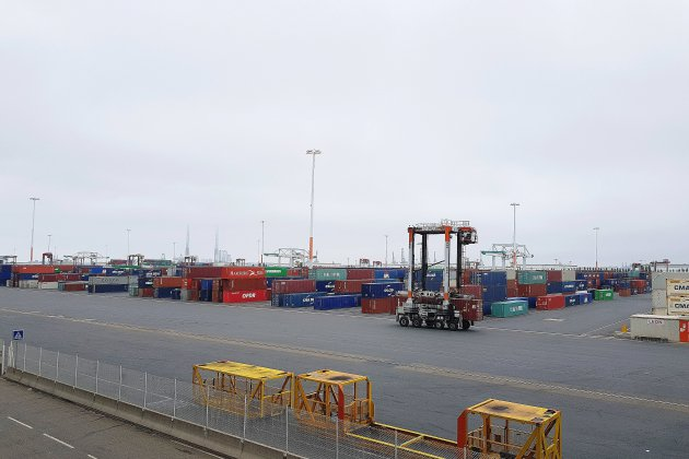 160 kilos de cocaïne saisis sur le port du Havre