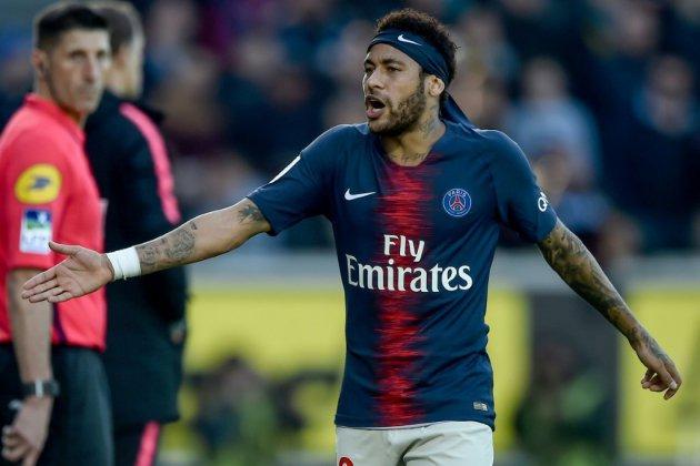 Ligue 1: Neymar soigne sa sortie en faisant gagner le PSG à Angers