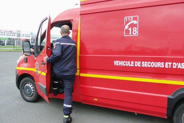 Une jeune conductrice gravement blessée dans un accident près de Flers