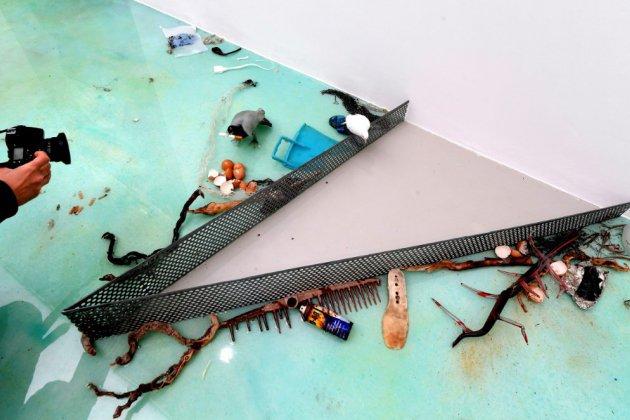 L'univers liquide de Laure Prouvost en vedette à la Biennale de Venise