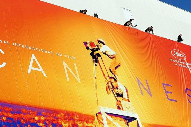 Dernière ligne droite à Cannes avant l'arrivée des stars pour le 72e festival