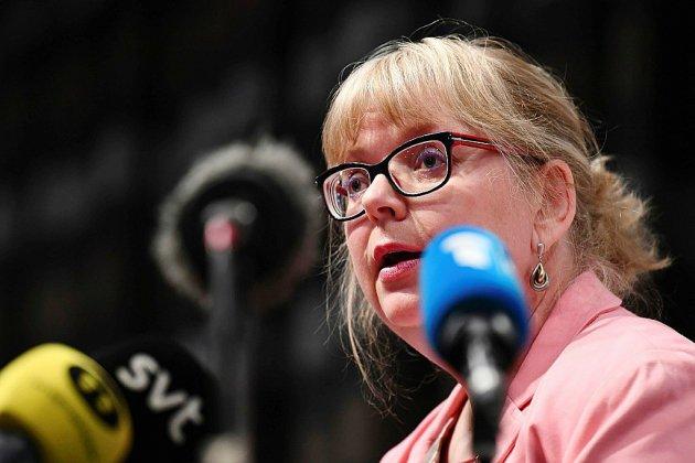 Suède: la justice relance les poursuites pour viol contre Julian Assange