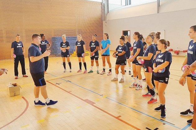 Handball: les premiers mots de Roch Bedos, nouvel entraîneur des Vikings de Caen