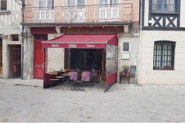 Bonne table à Rouen: un petit peu d'Espagne dans le quartier des Antiquaires