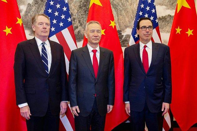 Commerce: la Chine réplique aux USA avec des droits de douane punitifs
