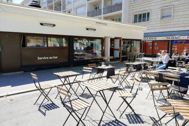Bonne table à Caen : Une belle journée avec des plats frais