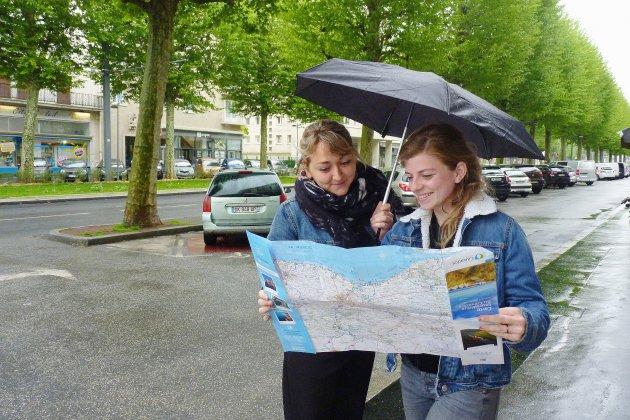 Trois étudiants de Caen se lancent dans un périple créatif de 600km