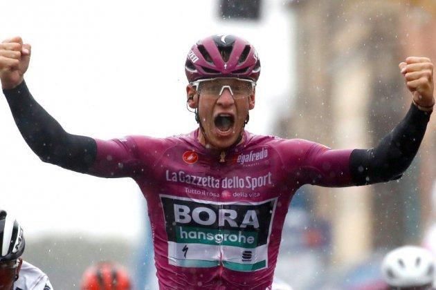Tour d'Italie: Ackermann de nouveau vainqueur