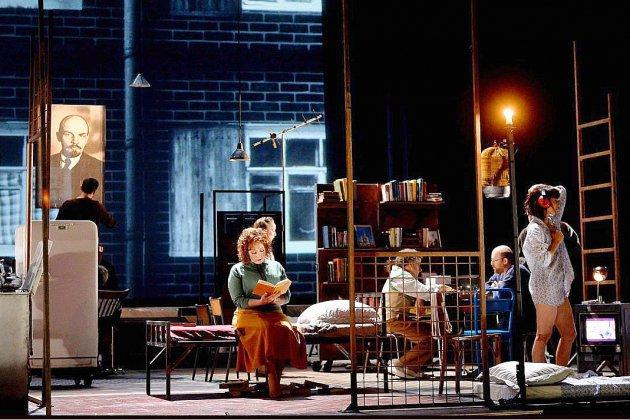 Le chef-d'œuvre Eugène Onéguine revisité à l'Opéra Rouen Normandie