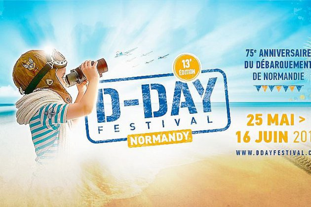Le DDay Festival fêtera le 75ème sur les plages du Débarquement