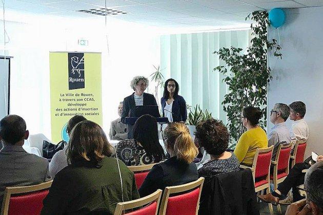 Lancement du parcours 360° à Rouen: un projet d'insertion sociale