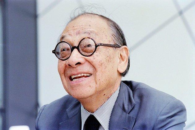 Mort de Ieoh Ming Pei, architecte de la pyramide du Louvre, à 102 ans