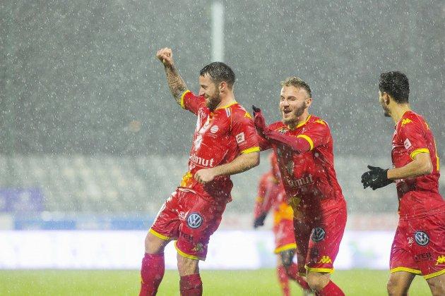 Football: dernier match de la saison pour Quevilly Rouen Métropole