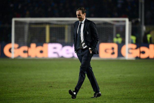 Italie: la C1 leur échappe, la Juventus et Allegri se séparent