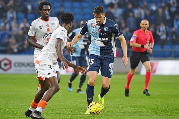 Football (Ligue 2) : Le HAC et Lorient restent sur le carreau