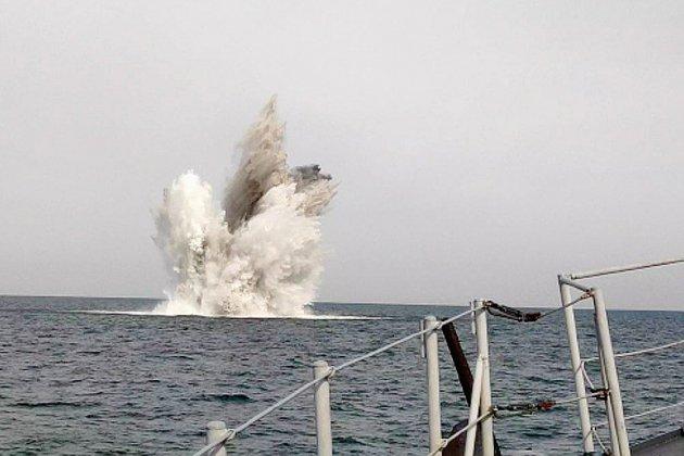 Normandie : 3,2 tonnes de munitions historiques neutralisées en Manche