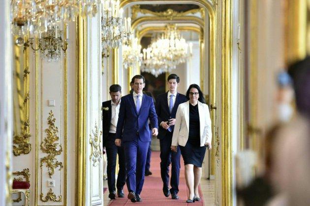Autriche : la chute brutale de la coalition bouscule le jeu électoral