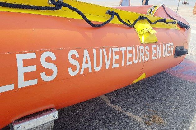 Un plaisancier à la mer secouru au large du Mont-Saint-Michel