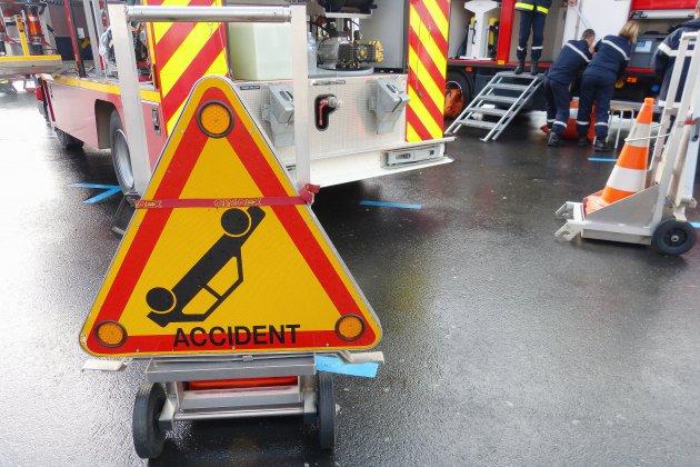 A29 : une voiture à contre-sens fait un mort et deux blessés