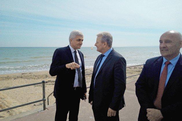 10 millions d'euros pour les plages du Débarquement