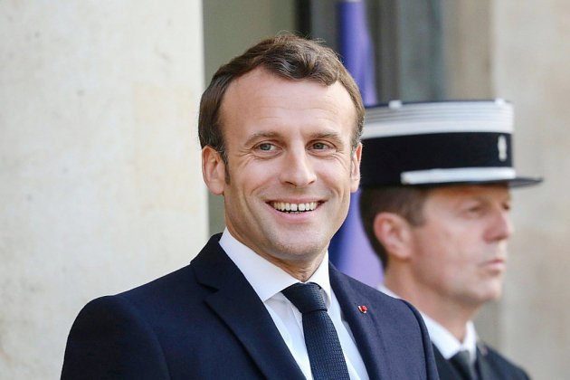 """Européennes: à J -5, Macron alerte sur le risque de """"dislocation"""" de l'Europe"""