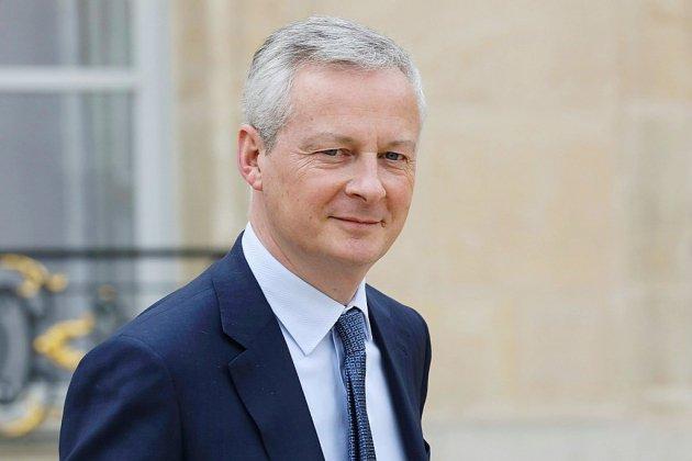 """L'euro """"n'a jamais été aussi menacé"""", selon Bruno Le Maire"""