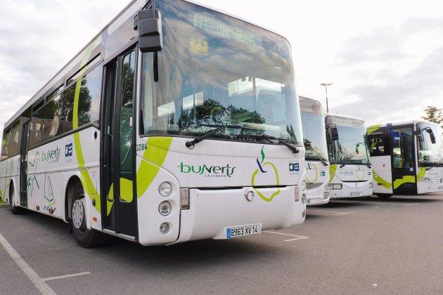 75e du D-day: le réseau des Bus Verts très perturbé le 6 juin