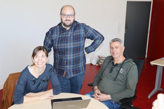 """Des professionnels Alençonnais créent """"Les Humains du numérique"""""""