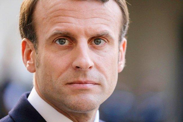 """A J-3 des Européennes, Macron réunit le premier """"Conseil de défense écologique"""""""