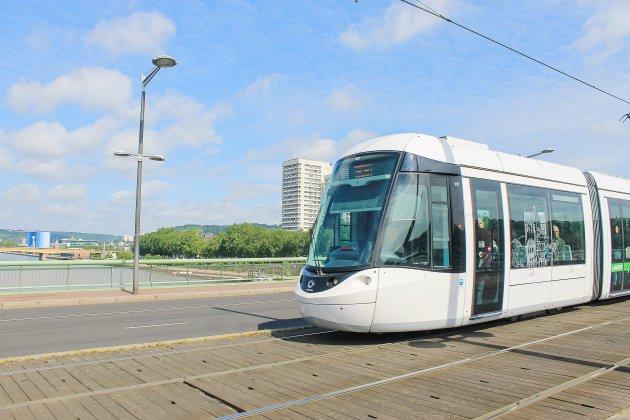 Rouen: dès le 25 mai, des transports en commun jusqu'à minuit