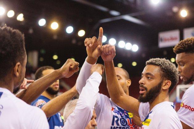 Basket: un dernier match capital pour le Rouen Métropole Basket
