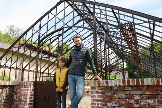 Appel aux dons pour rénover une des plus vieilles serres de Normandie