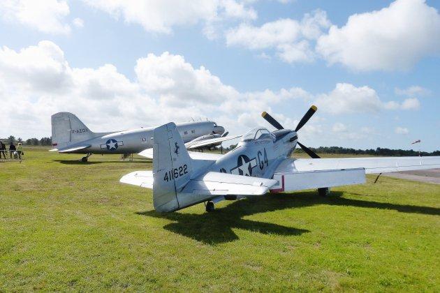 Manche: plus de 50 avions de la Seconde Guerre Mondiale pour le D-Day