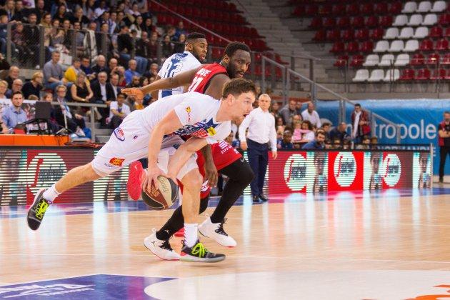 Basket (Pro B): Rouen se rate face à Vichy-Clermont