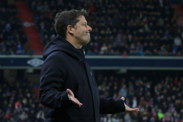 Football :Fabien Mercadal et Caen, c'est officiellement fini