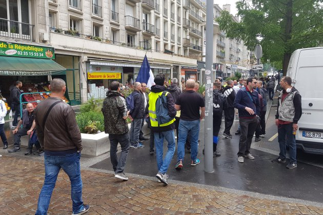 Gilets jaunes : très faible mobilisation en Seine-Maritime